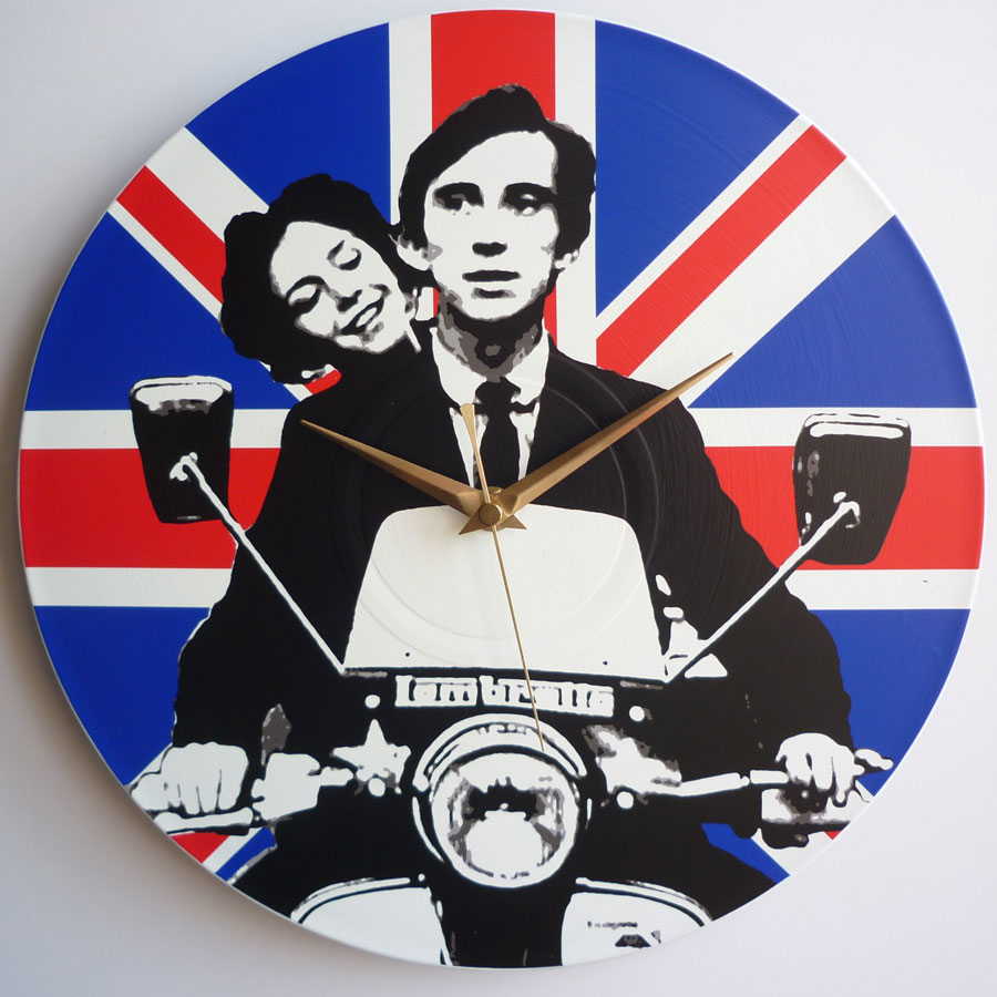 Jimmy steph quadrophenia union jack 12 vinyl record wall jimmy steph quadrophenia union jack amipublicfo Images