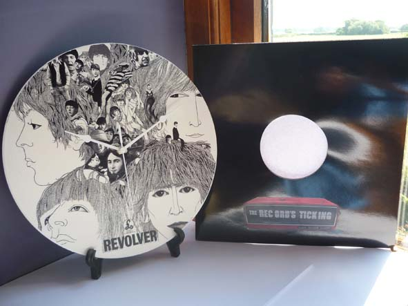 The Records Ticking The Beatles Collection 12 Lp