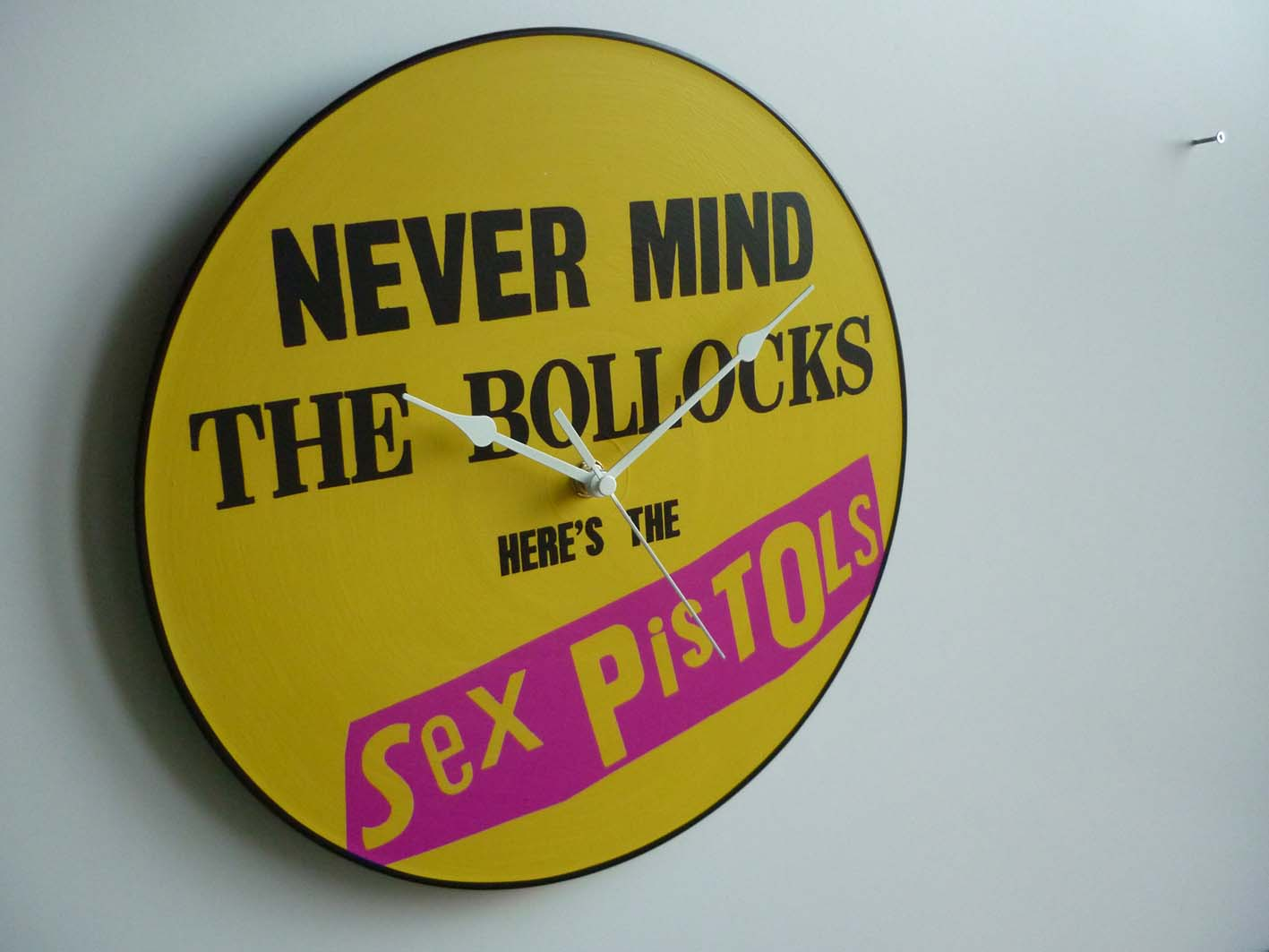 Event Never mind the bollocks heres the sex pistols
