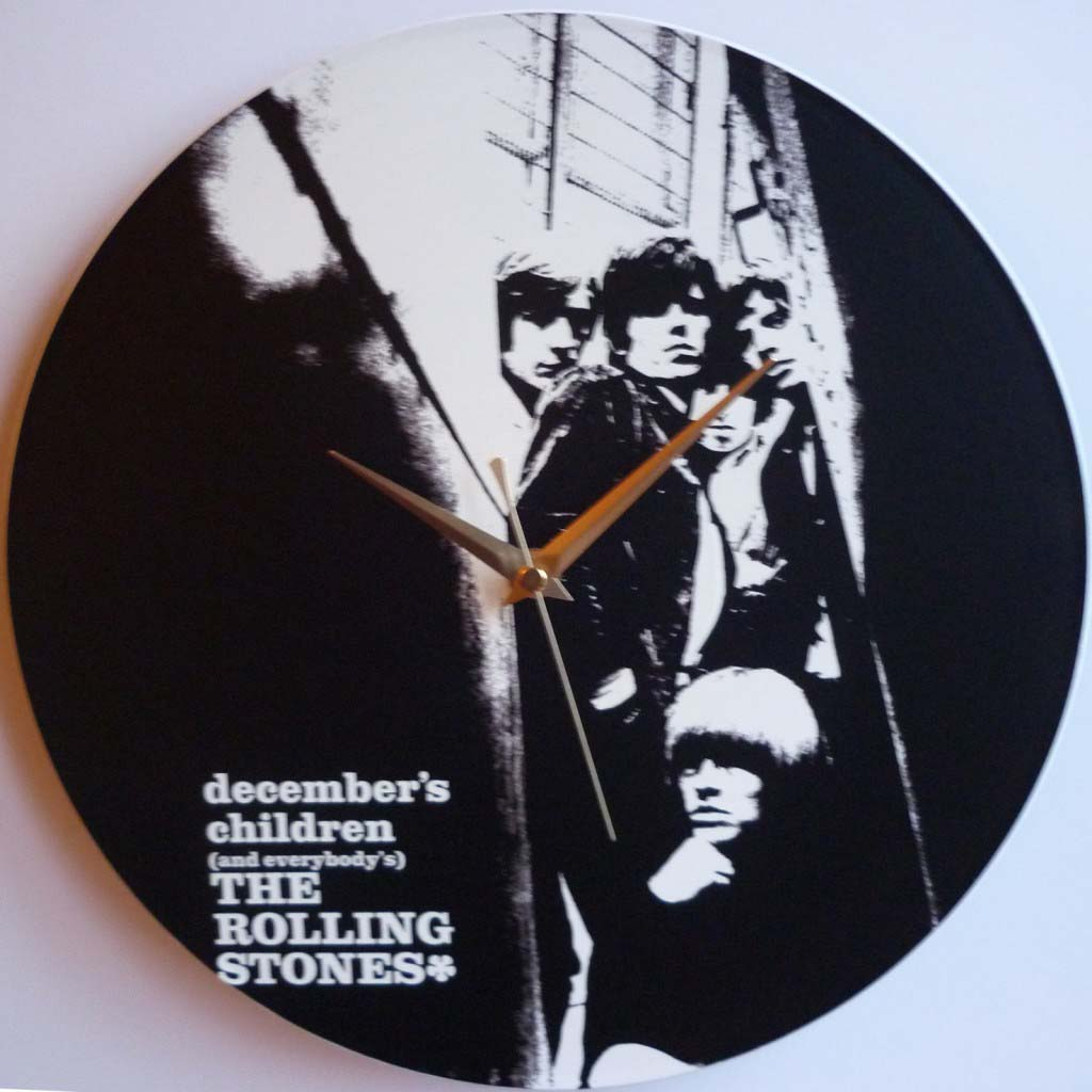The Records Ticking The Rolling Stones Collection 12