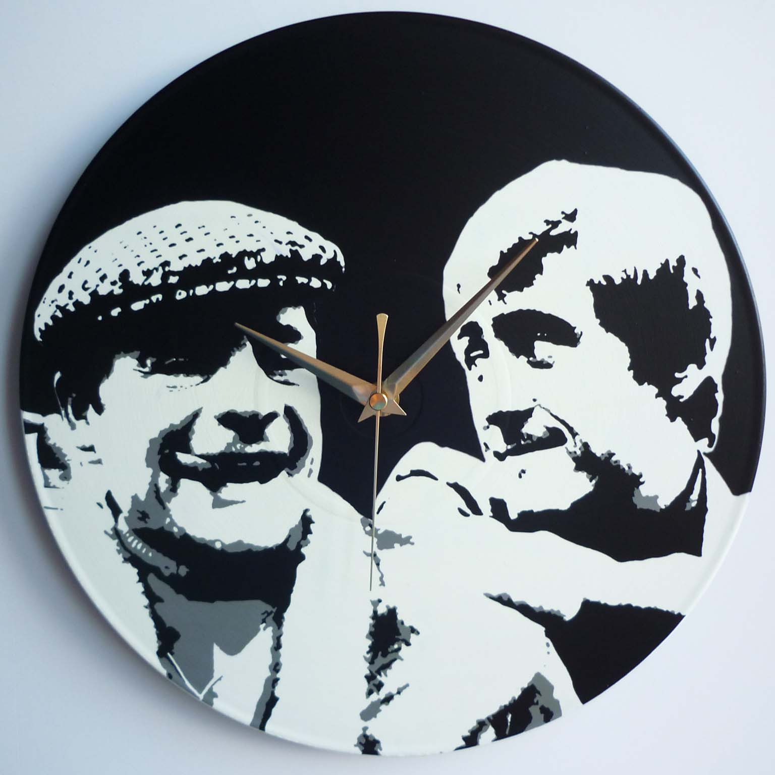 Del & Rodney