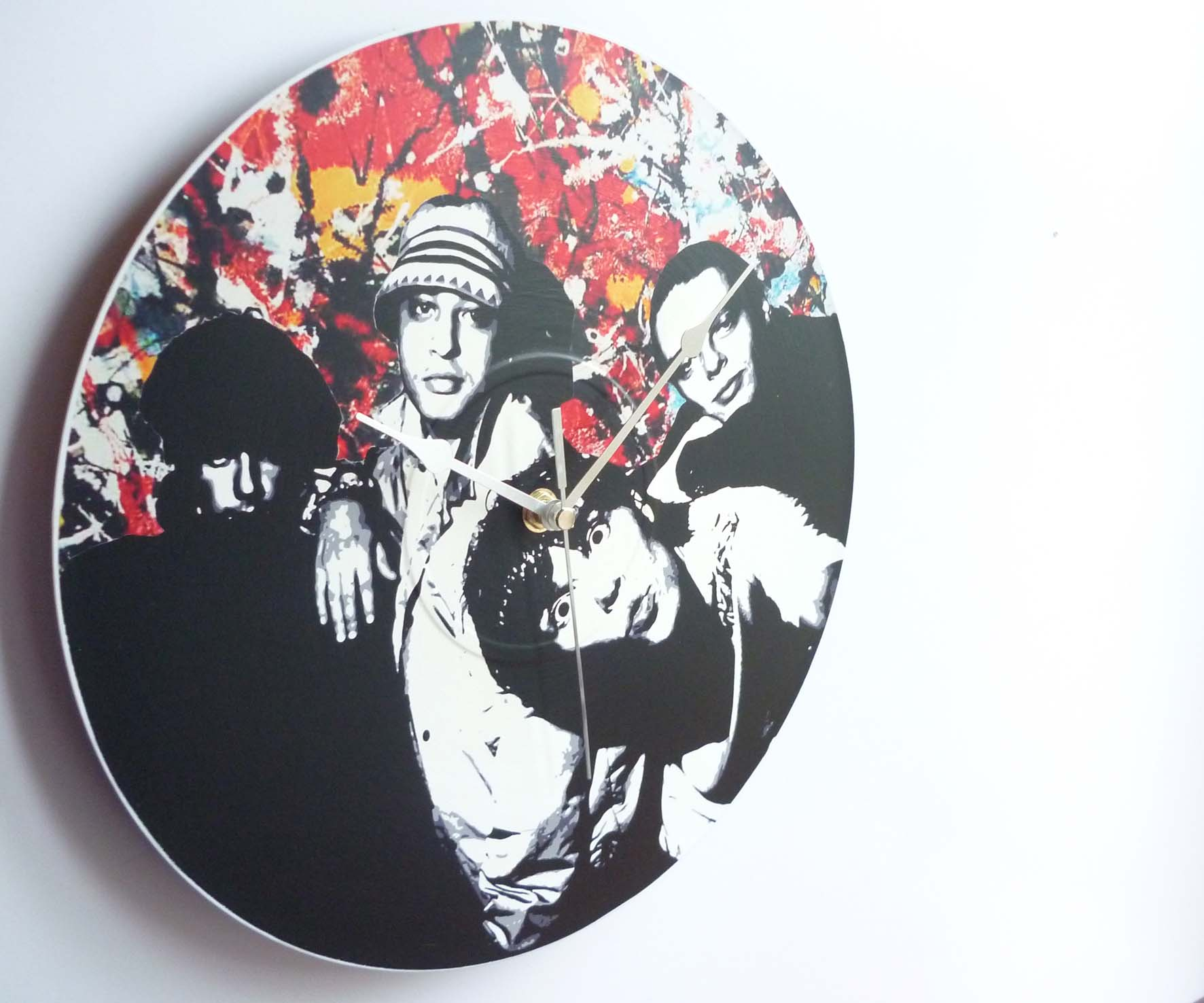 The Stone Roses Singles Collection 12 Vinyl Record Wall