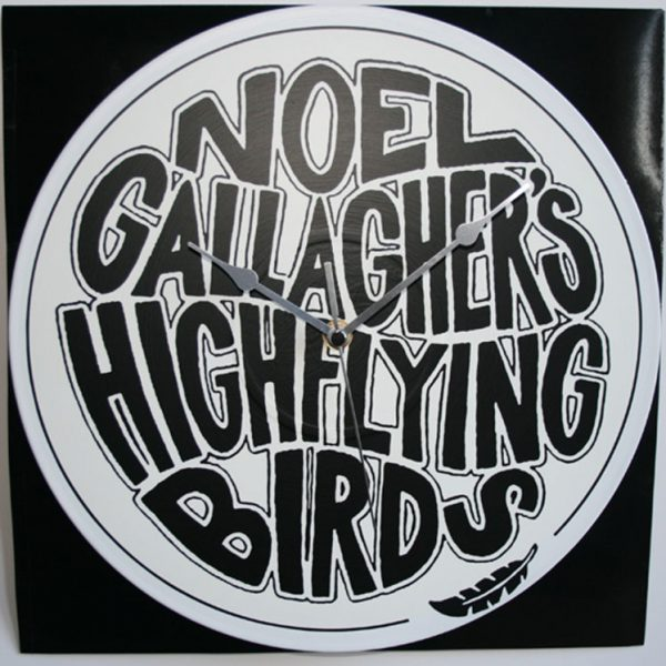 the records ticking noel gallagher�s high flying birds