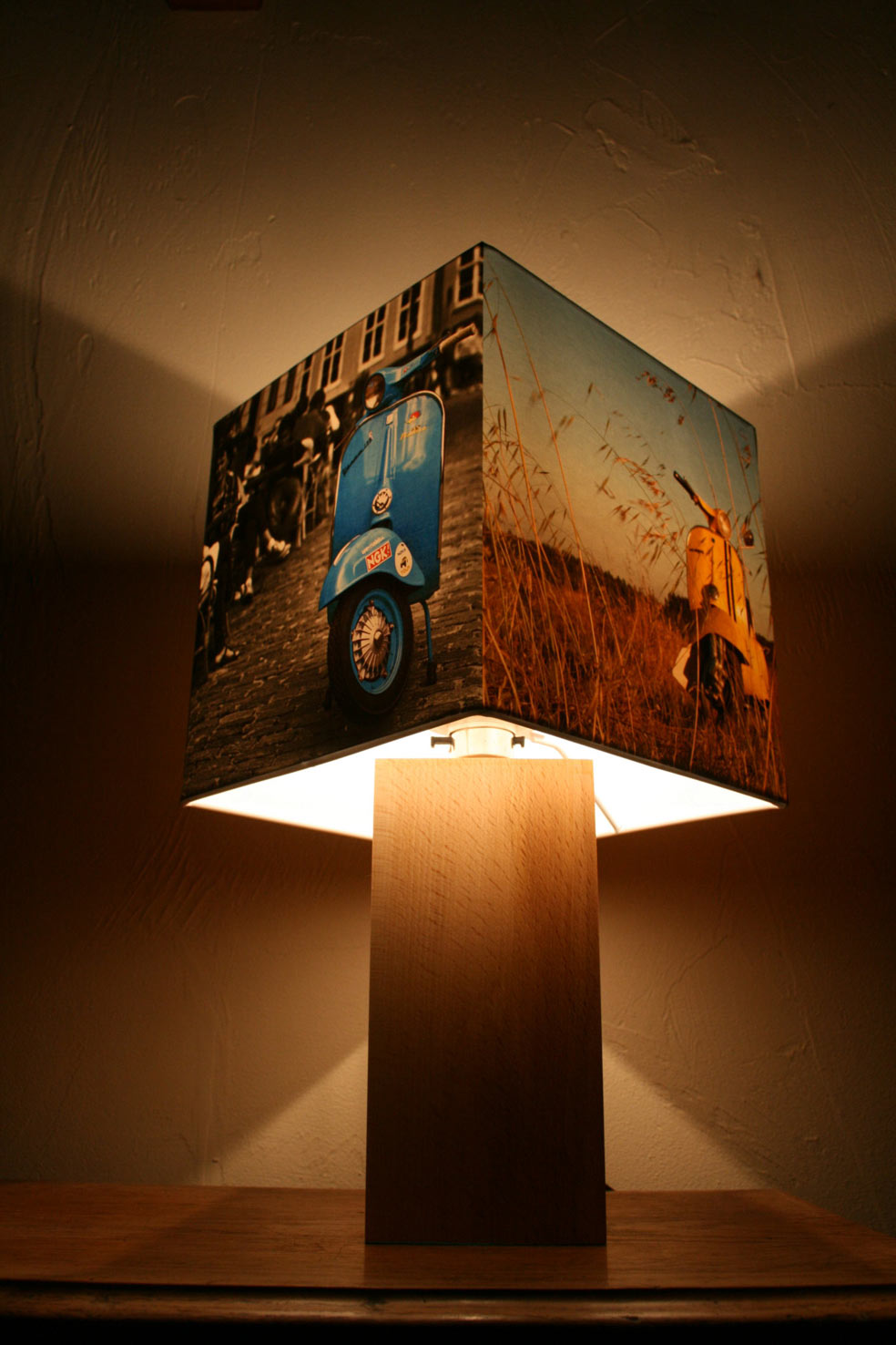 Create Your Own Lamp