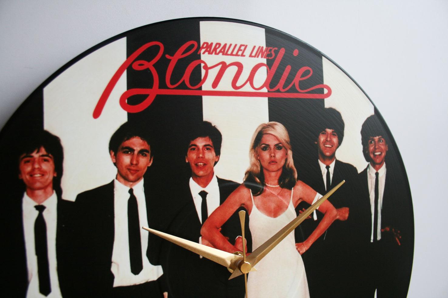 Blondie Parallel Lines 1978 12 Vinyl Record Wall