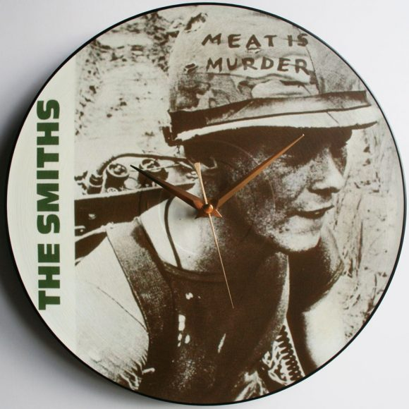 The Smiths Collection 12 Lp Vinyl Record Wall Clocks